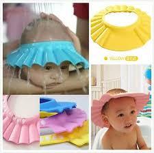 chapeu para banho - Brinquedos para o banho do bebê