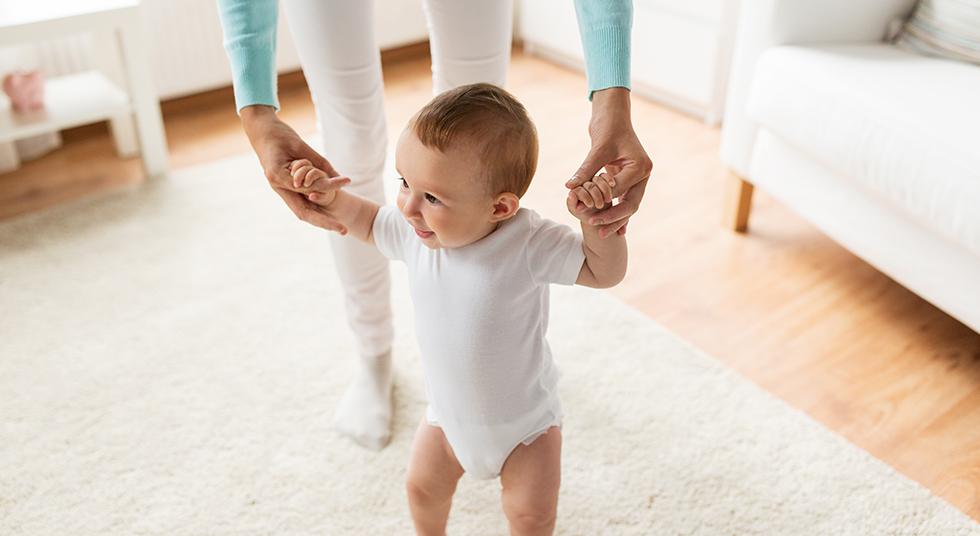 ensinando o bebê a andar - 30 dicas para tirar a chupeta