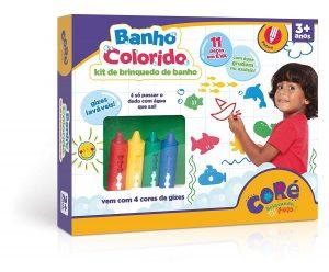 kit de colorir para banho 300x248 - Brinquedos para o banho do bebê